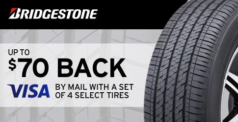 Bridgestone Rebate April 2018 Tire Rebates Com