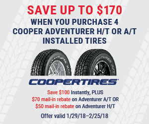 Find top 10 tires deals, rebates and coupons December and save up to $ on tires from top brands including, Michelin, Goodyear, Pirelli, Bridgestone, and more. Top deals; $ rebate on Michelin Tires, and up to 40% off tires w/ free shipping.