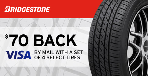 Bridgestone rebate (TireBuyer.com)