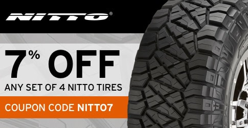 7% off Nitto Coupon Code