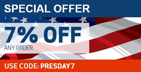 Presidents Day 2019 tire discount code